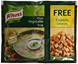 #5: Knorr Classic Mixed Vegetable Soup, 53g with Free Crunchy Croutons, 8g