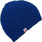 Sionyx Base ohne Bommel royal blau Mütze gehäkelt in Handarbeit