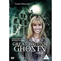 Great British Ghosts presented by Michaela Strachan - Series 1