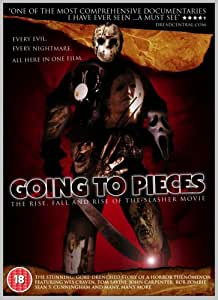 Going To Pieces [2006] [DVD]