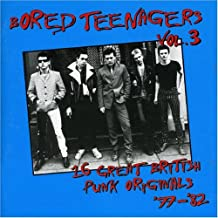 Bored Teenagers Vol.3 by Various Artists (2004-04-06)