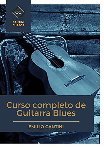 Curso completo de Guitarra Blues em Português: Com Backing Tracks ...