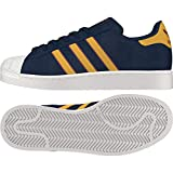 official photos fd74b 27db5 adidas Superstar Scarpe da Fitness Uomo, Blu (Maruni Amaadi Rojsld 000)