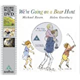 We're Going on a Bear Hunt (Book & DVD) by Rosen, Michael Paperback with DVD Edition (2009)