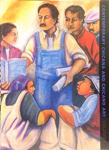 Contemporary Chicano and Chicana Art: Artists, Work, Culture, and Education: 1