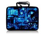 Sidorenko Designer Notebooktasche Hardcase Größe 39cm von 15