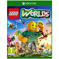 Lego Worlds Video Game for Xbox One
