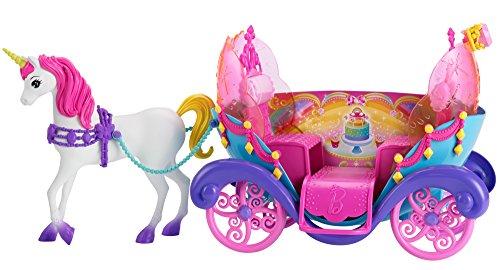 Image of Barbie DPY38 Princess/Horse/Carriage