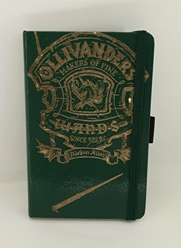 LIBRETA DE HARRY POTTER