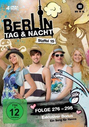 Berlin-Tag & Nacht - Staffel 15