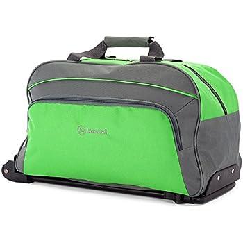 BENZI - Bolsa Deporte con Ruedas BZ5171 (Verde): Amazon.es ...