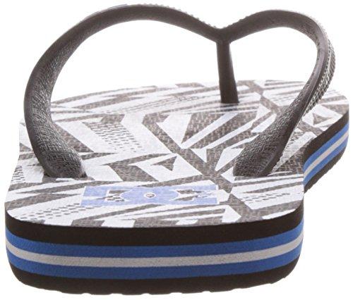 DC Shoes SPRAY GRAFFIK D0303276 Herren Zehentrenner Black Geo