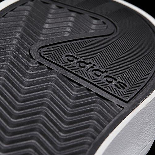 Adidas Cf Daily Qt W, Écharpe Sportive Donna Nero (negbas / Ftwbla / Supros)