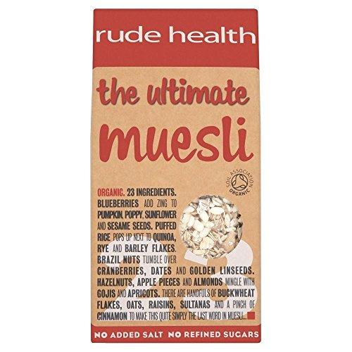 Rude Health L'Ultimo Muesli Organico (500g) (Confezione da 2)