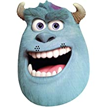 Monsters University - Sulley - Card Face Mask - Licensed Product [Toy]
