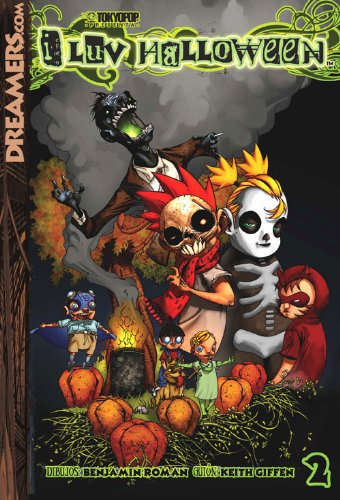 (I luv Halloween 2)