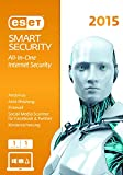 ESET Smart Security 2015 - 1 Computer [Download]