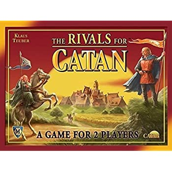 Catan Mayfair MFG3131 The Rivals for