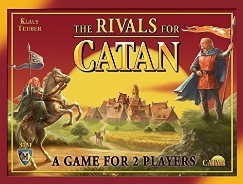 Mayfair Games MFG03131 - Brettspiele, Rivals for Catan for 2 Player