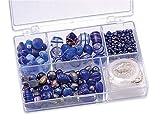 KnorrPrandell 6049350 Sortimentsbox Glasperlen