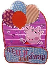 Mochila Escolar Peppa Pig Up And Away