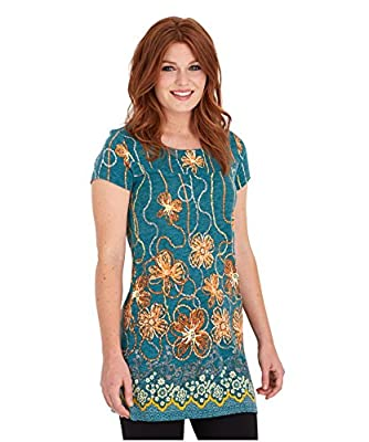 Joe Browns Women's Flower Tunic