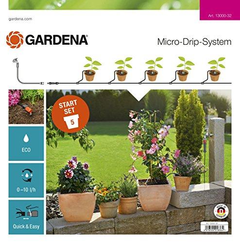 Gardena Einzelpflanzen oder