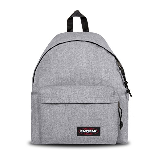 Eastpak Padded Pak\'R Rucksack, 40 cm, 24 L, Grau (Sunday Grey)