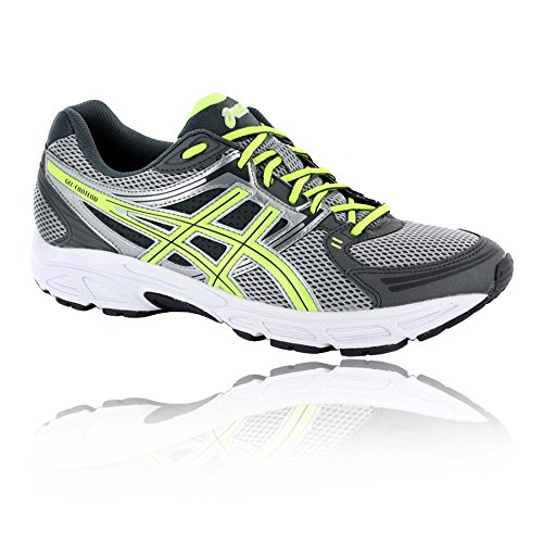 Asics Gel-Contend null Charcoal/Yellow/Silver