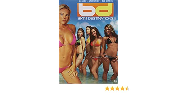 Destinations award Bennett productions bikini