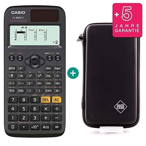 Casio FX-85GT X + Custodia SafeCase + Garanzia 5 anni