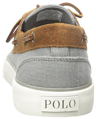 Polo Ralph Lauren Rylander-s Fashion Sneaker Grey/New Snuff