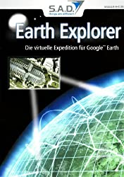 Earth Explorer, CD-ROM Die virtuelle Expedition für Google Earth