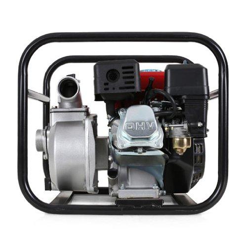 EBERTH 5,5 PS 2 Zoll Wasserpumpe Benzin Motor Pumpe - 7