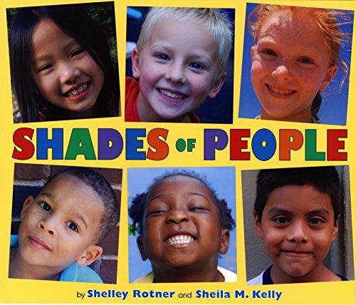 Shades of People por Shelley Rotner
