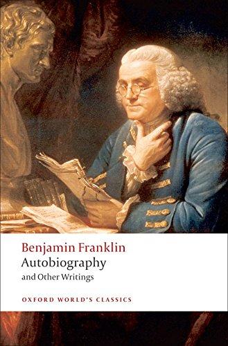 ben franklin autobiography essay Autobiography of benjamin franklin author: benjamin franklin.