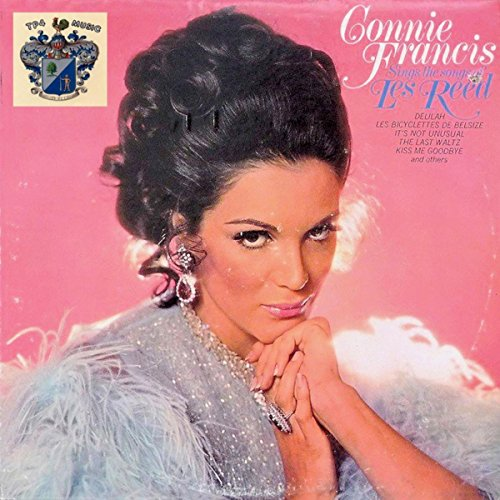 Connie Francis Sings the Songs...