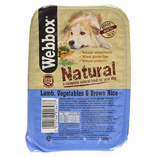webbox-natural-tray-lamb-vegetables-and-brown-rice-dog-food-400g