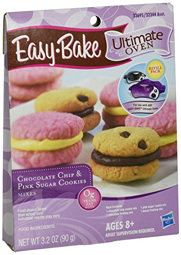 easy-bake-ultimate-oven-chocolate-chip-and-pink-sugar-cookies-refill-pack-32-oz