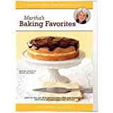 Martha's Baking Favorites