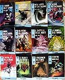 Lupo Solitario Serie completa 1-12 Librogame lotto libri game fantasy Ramas Kai serie completa