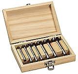 Bosch Fb7007-teilig Holz Forstner Bit Set