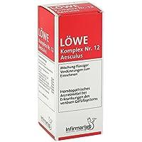 Löwe Komplex Nummer 12 Aesculus Tropfen 100 ml preisvergleich bei billige-tabletten.eu