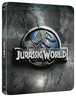 Jurassic World [Blu-ray].