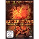 Kickboxing Basic Techniques by Don 'The Dragon' Wilson
