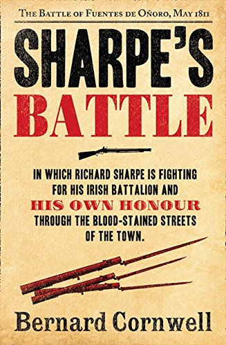 Sharpe's Battle (The Sharpe Series) por Bernard Cornwell