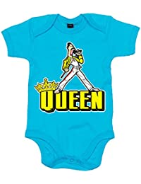 Body bebé Queen Freddie Mercury