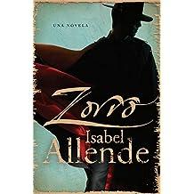Zorro SPA: Una Novela