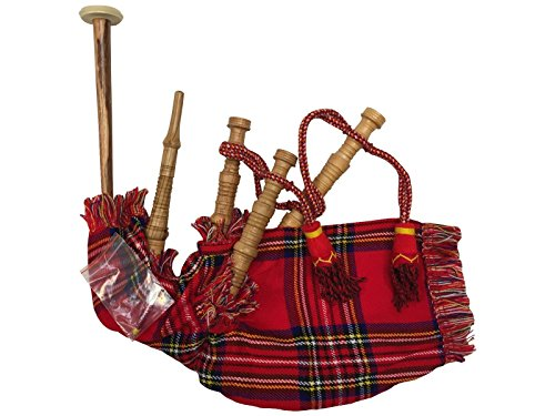 Kinder Dudelsack Royal Stewart Junior Bagpipe
