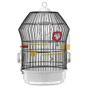 ferplast katy cage pour oiseaux animalerie. Black Bedroom Furniture Sets. Home Design Ideas